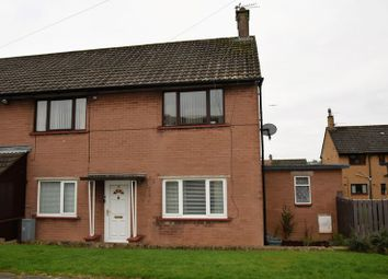 Thumbnail 2 bed flat to rent in Bannisdale Way, Morton, Carlisle