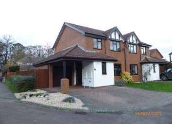 Thumbnail 3 bed semi-detached house to rent in The Nurseries, Bishops Cleeve, Cheltenham