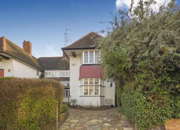Thumbnail 6 bed semi-detached house for sale in West Heath Drive, Golders Hill Park, London
