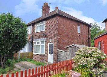 Thumbnail 2 bed semi-detached house for sale in Patterdale Road, Stockport, Cheshire