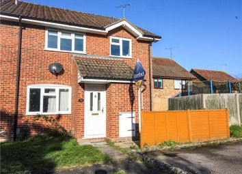 Thumbnail 2 bed end terrace house for sale in Ryves Avenue, Yateley, Hampshire