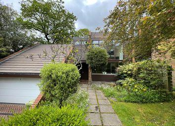 Thumbnail 3 bed detached house for sale in Beechcroft, Chislehurst, Chislehurst