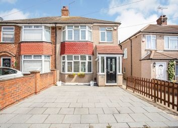 3 bed semi-detached house for sale in Sutton Court Road, Uxbridge UB10