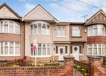 Thumbnail 3 bed terraced house for sale in Hutton Avenue, Hartlepool