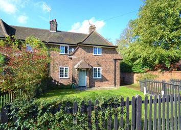 Thumbnail 2 bed cottage to rent in Church Lane, Aldenham, Watford
