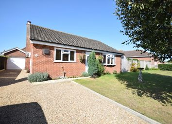 Thumbnail 3 bed detached bungalow for sale in Silver Drive, Aldeburgh