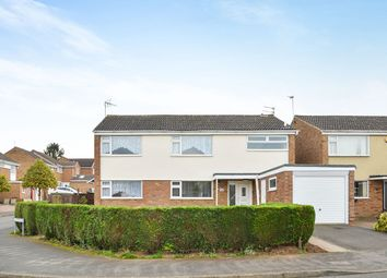 Thumbnail 4 bed detached house for sale in Parkstone Road, Desford, Leicester