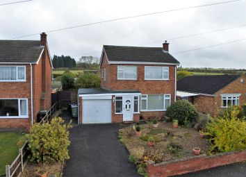 Thumbnail 3 bed detached house for sale in Saltersford Road, Grantham