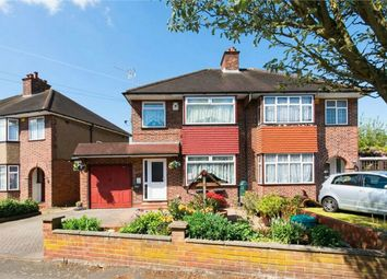Thumbnail 3 bed semi-detached house to rent in Hayes End Drive, Hayes, Greater London