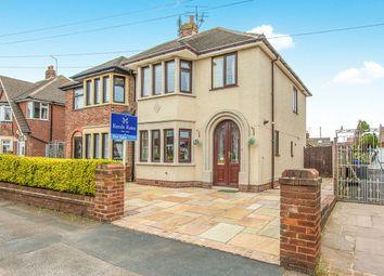 Thumbnail 3 bedroom semi-detached house for sale in Ingthorpe Avenue, Bispham, Blackpool