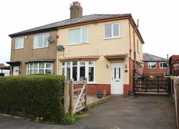 Thumbnail 3 bed semi-detached house for sale in Franklands Drive, Ribbleton, Preston