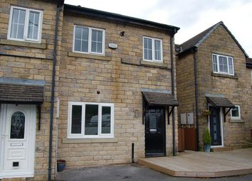 Thumbnail 3 bed town house for sale in Hob Mill Rise, Mossley, Ashton-Under-Lyne