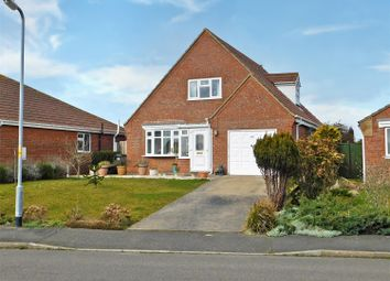 Thumbnail 3 bed detached house for sale in Elliott Way, Chapel St. Leonards, Skegness
