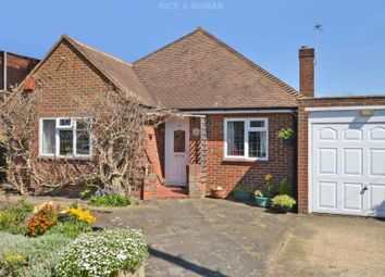 Thumbnail 2 bed bungalow for sale in Shaldon Way, Walton-On-Thames
