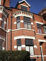Thumbnail 1 bed flat to rent in Clarendon Park Road, Clarendon Park, Leicester