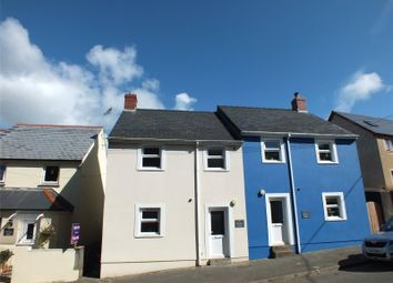 Thumbnail 3 bed terraced house for sale in Priory Hill, Milford Haven, Pembrokeshire