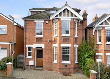 Thumbnail 4 bedroom detached house to rent in Wherwell Road, Guildford