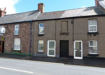Thumbnail 2 bed terraced house to rent in Orchard Street, Brecon