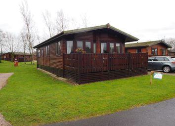 Thumbnail Property for sale in South Lakeland Leisure Village, Borwick Lane, Carnforth