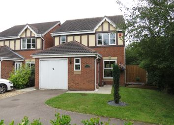 Thumbnail 3 bedroom detached house for sale in Mill Hill, Boulton Moor, Derby