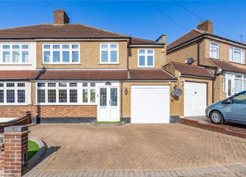 Heron Way, Upminster RM14. 4 bed semi-detached house for sale