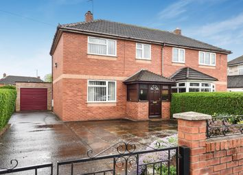 Thumbnail 3 bed semi-detached house for sale in 20 Yazor Road, Hereford