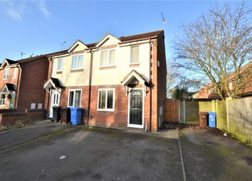 Thumbnail 2 bed semi-detached house for sale in Bemrose Mews, Derby