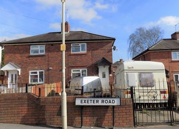 Thumbnail 2 bedroom semi-detached house for sale in Dudley, West Midlands