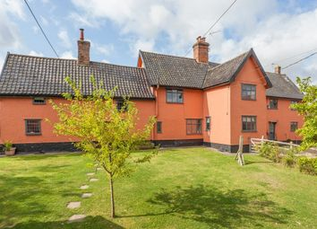 Thumbnail 8 bed detached house for sale in Cratfield Road, Fressingfield, Eye