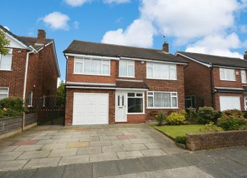 Thumbnail 4 bed detached house for sale in Longnor Road, Heald Green, Cheadle
