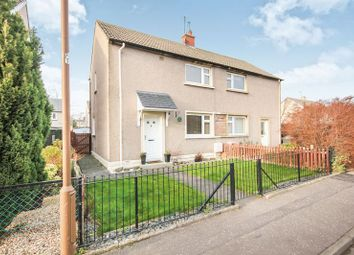 Thumbnail 2 bedroom semi-detached house for sale in Quarryfoot Place, Bonnyrigg