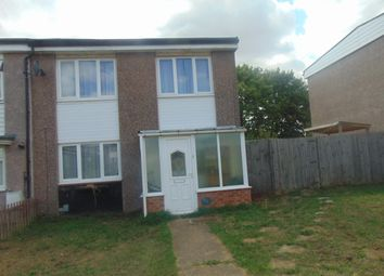 Thumbnail End terrace house to rent in Jarden, Letchworth Garden City
