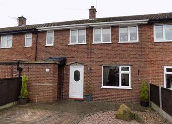 Thumbnail 2 bed terraced house for sale in Rowan Road, Weaverham, Northwich