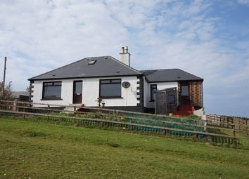 Thumbnail 3 bed detached bungalow for sale in South Galson, Isle Of Lewis