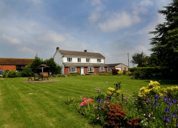 Thumbnail 4 bed detached house for sale in Lullington Road, Edingale, Tamworth