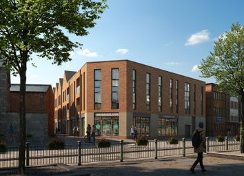 Thumbnail 1 bed flat for sale in Riverside Square, Bedford