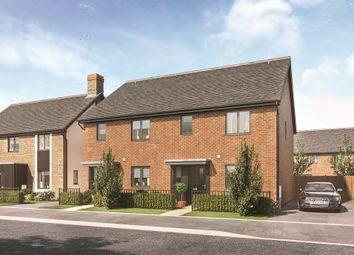 "Thumbnail 3 bed property for sale in ""The Elsenham"" at Downs Road, Minster Lovell, Witney"