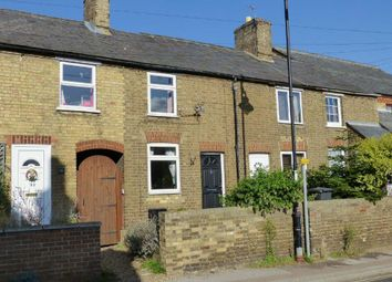 Thumbnail 2 bed terraced house to rent in Station Road, Potton, Sandy