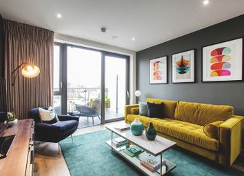 Thumbnail 2 bed flat for sale in St. Pauls Way, Bow, London