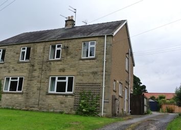 Thumbnail 3 bedroom semi-detached house to rent in Whorlton, Barnard Castle