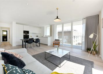 Thumbnail 2 bed flat for sale in The Stack, Homerton