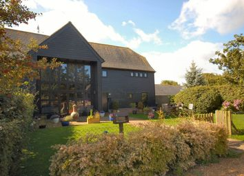Thumbnail Barn conversion to rent in Crow Lane, Reed, Royston
