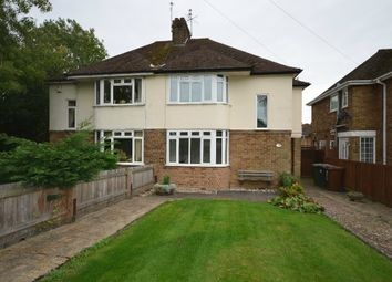 Thumbnail 3 bed semi-detached house to rent in Cottingham Road, Corby