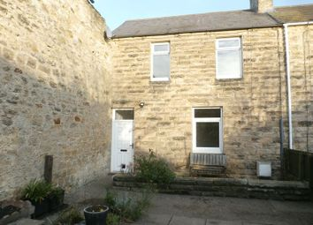 Thumbnail 2 bed terraced house to rent in Northumbria Terrace, Amble, Morpeth