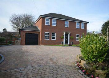 Thumbnail 4 bed detached house for sale in Longton Road, Longton Road, Barlaston