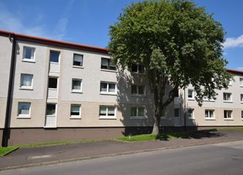 Thumbnail 1 bedroom flat for sale in 18 Rossendale Court, Glasgow