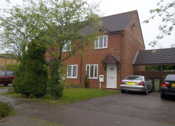 Thumbnail 2 bedroom semi-detached house to rent in Litchfield Down, Walnut Tree, Milton Keynes