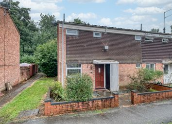 Thumbnail 2 bed end terrace house to rent in Farnborough Close, Matchborough East, Redditch