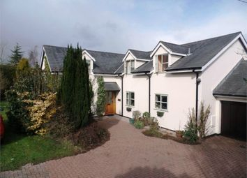 Thumbnail 5 bed detached house for sale in Shirenewton, Chepstow, Monmouthshire