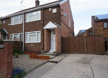 Thumbnail 2 bed semi-detached house for sale in Broomhill Lane, Mansfield